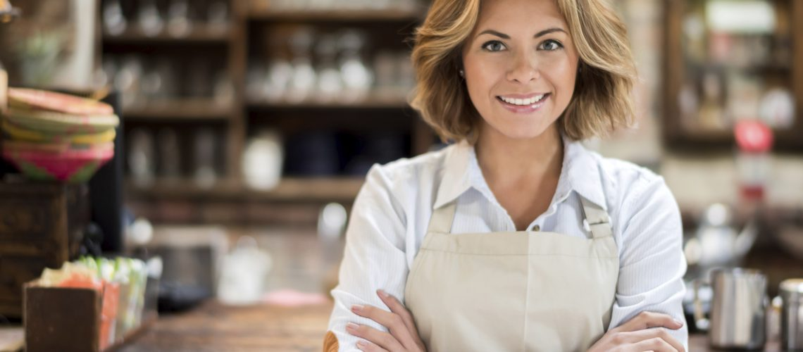 Her title is Restaurant manager, but what does she actually do?
